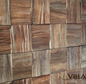 solid wood panel