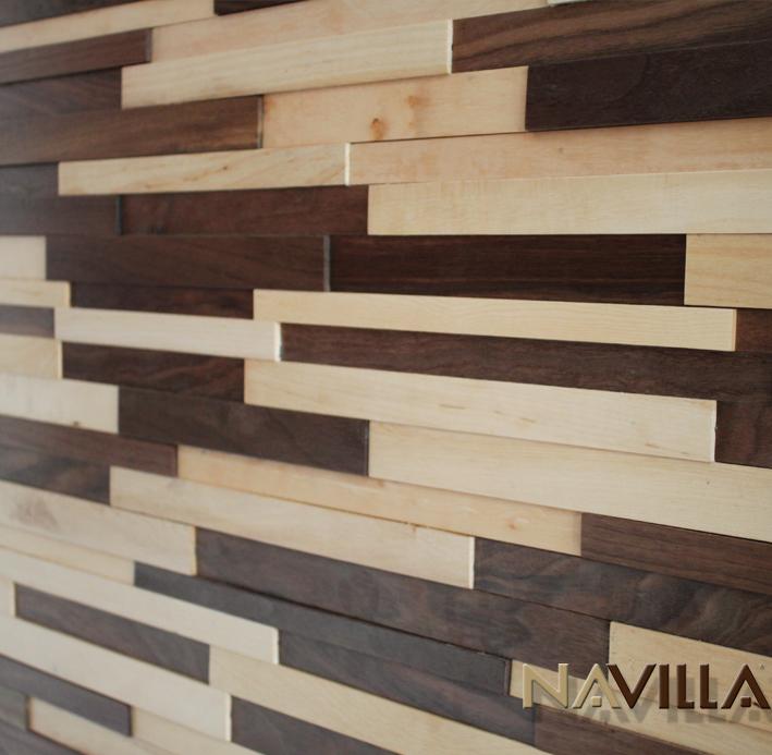 Solid Wood Panel Black Walnut Amp Maple Navilla Wall Panel