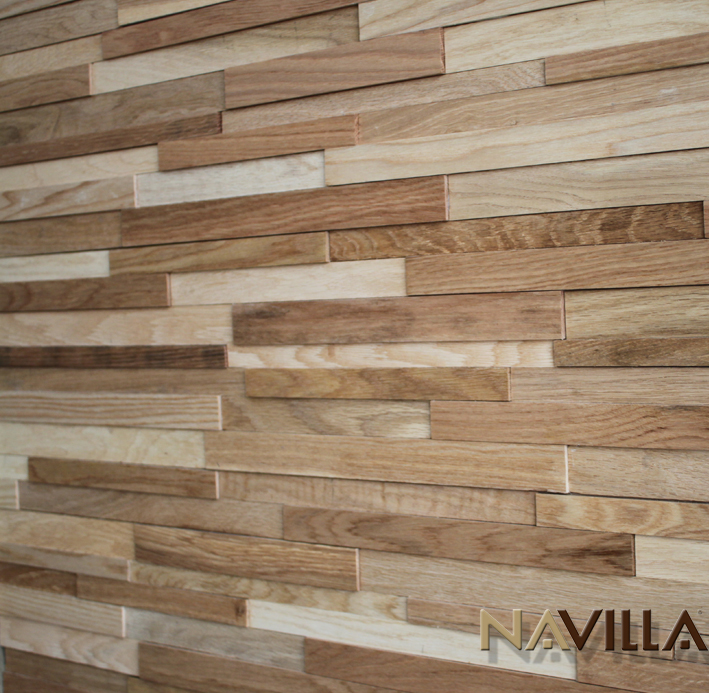 Oak Wall Paneling : Solid wood panel oak navilla wall