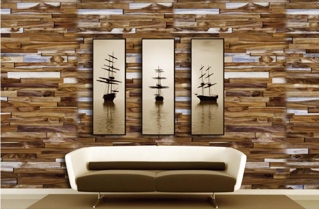 solid wood panel