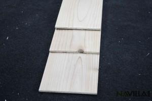 Reclaimed Wood Panel
