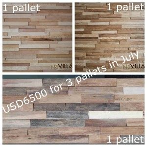 Navilla wood promotion